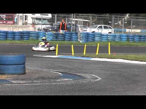 Praga MČR v Kartingu 2013 - Václav Šafář KF3 race review + easykart 60