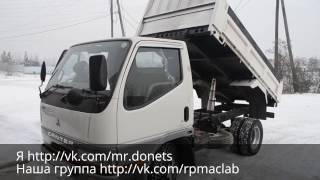 видео Титан грузовик - самосвал из прошлого столетия