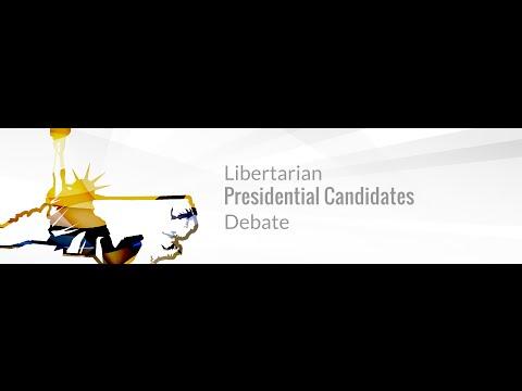 2016 Libertarian Presidential Candidates Debate