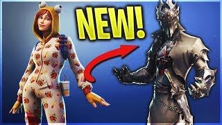 *NEW* LEAKED SKINS/ITEMS IN FORTNITE! - Skins, Emotes & MORE! (Fortnite Battle Royale)