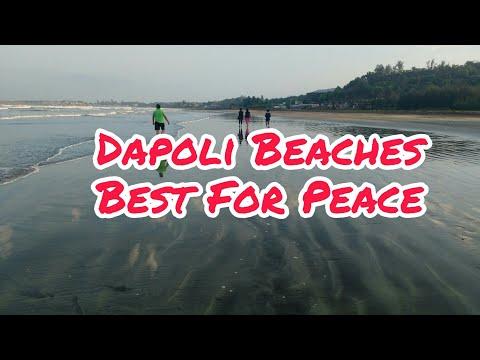 Harnai Beach l Kokan Darshan l Dapoli Beaches