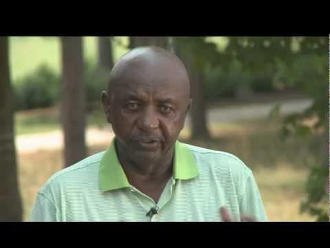 Golf, Through the Eyes of a Caddy Golf Tips DVD, featuring Masters Caddy, Carl Jackson