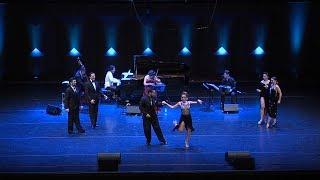 Cuatrocientos - Libertango(2017 탱고, 아디오스 피아졸라 中)