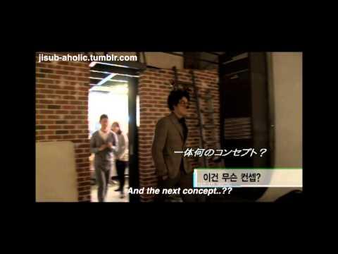"""So Ji Sub / (Eng. Sub) SO Nice! """"SONICe"""" shooting BTS"""