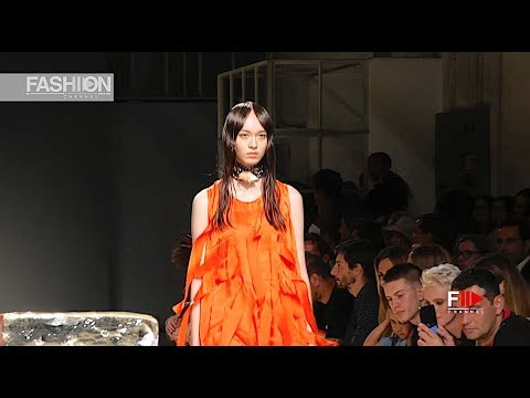 [VIDEO] - ALEXANDRA MOURA ModaLisboa Spring 2020 Lisbon - Fashion Channel 2