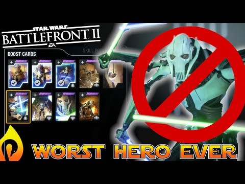 General Grievous is the Most Broken Hero In Star Wars Battlefront 2