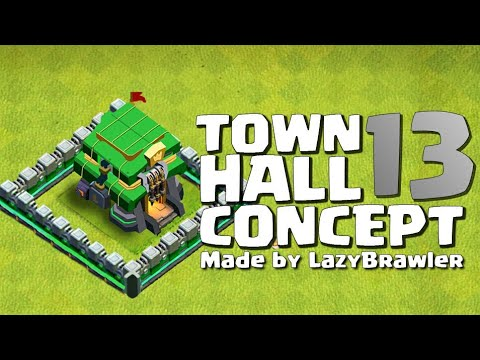 Town Hall 13 - Full Concept Explained | Clash Of Clans Th13 Full Concept | Th13 Update | Coc Update