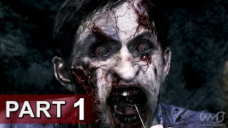 The Evil Within (DLC): The Assignment - Walkthrough Part 1 (Chapter 1)