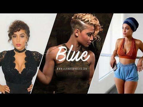 """🍌 Kizomba Instrumental 2o18 """"Blue"""" (Beats. By Alvin Brown Beats)"""