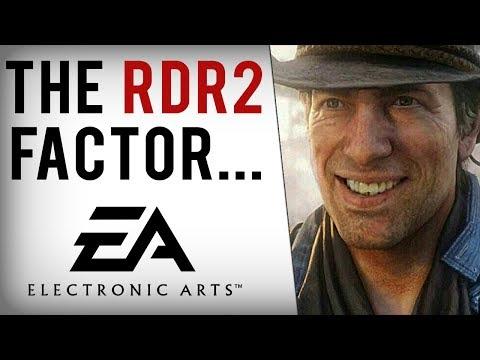 Battlefield 5 Should Fear Red Dead Redemption 2