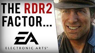 EA's Battlefield 5 Should Fear Red Dead Redemption 2