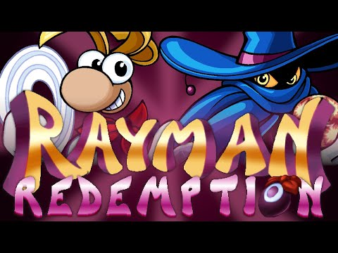 Rayman Redemption Release Trailer (OUT NOW!)