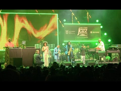 2017 Cape Town Jazz Festival Kicks Off in South Africa