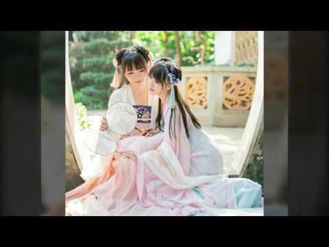 Hanbok(Korea)、Kimono(japan)、Hanfu(China)