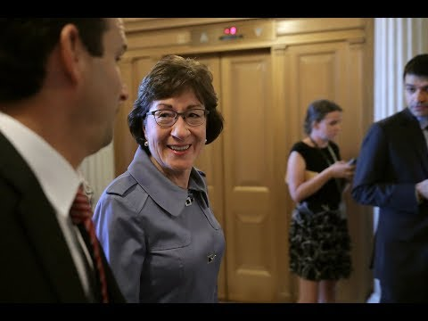Sen. Collins: Why i'm a 'no' on Graham-Cassidy health care bill