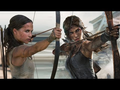 Download Youtube: Tomb Raider: 7 Biggest Differences Between the Games and New Movie