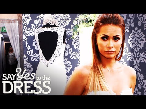 Bride Wants a Dress She Can't Afford! | Say Yes To The Dress UK