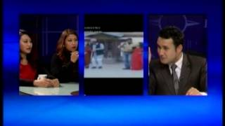 ashishma nakarmi, bhintuna joshi with anuz thapa on issue of the day part 3