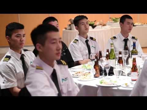 Civil Aviation Flight University of China Class 2015-2 Student Pilots Graduation Party at Montair
