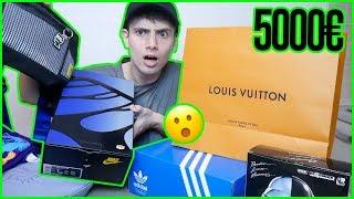 Ho comprato 5000€ di nuovi brand su internet! *UNBOXING*