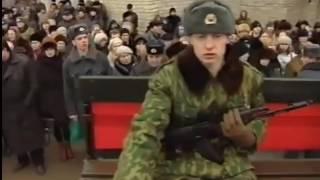 Прощание с десантниками 6 роты  14 марта 2000 года  Вечевая площадь Псковского Кремля
