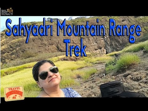 Trek to Sahyadri range || Maharashtra || Travel Escapades ||