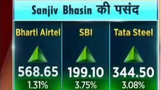 Sanjiv Bhasin's Picks for Short Term & from Defence, Railway, Gas, Insurance Sectors