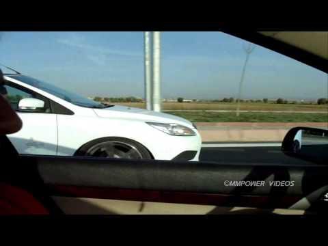 Ford Focus TDCI vs Peugeot 407 HDI Rolling