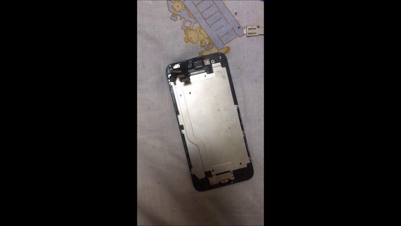 IPhone 6 microphone not working in video call
