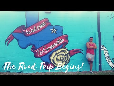 GREAT AMERICAN ROAD TRIP | TEXAS TO MEMPHIS | PART 1