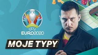 MOJE TYPY NA EURO 2020!