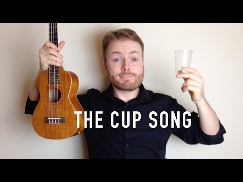 How to PLAY the Cup Song from Pitch Perfect! Anna Kendrick Ukulele Tutorial