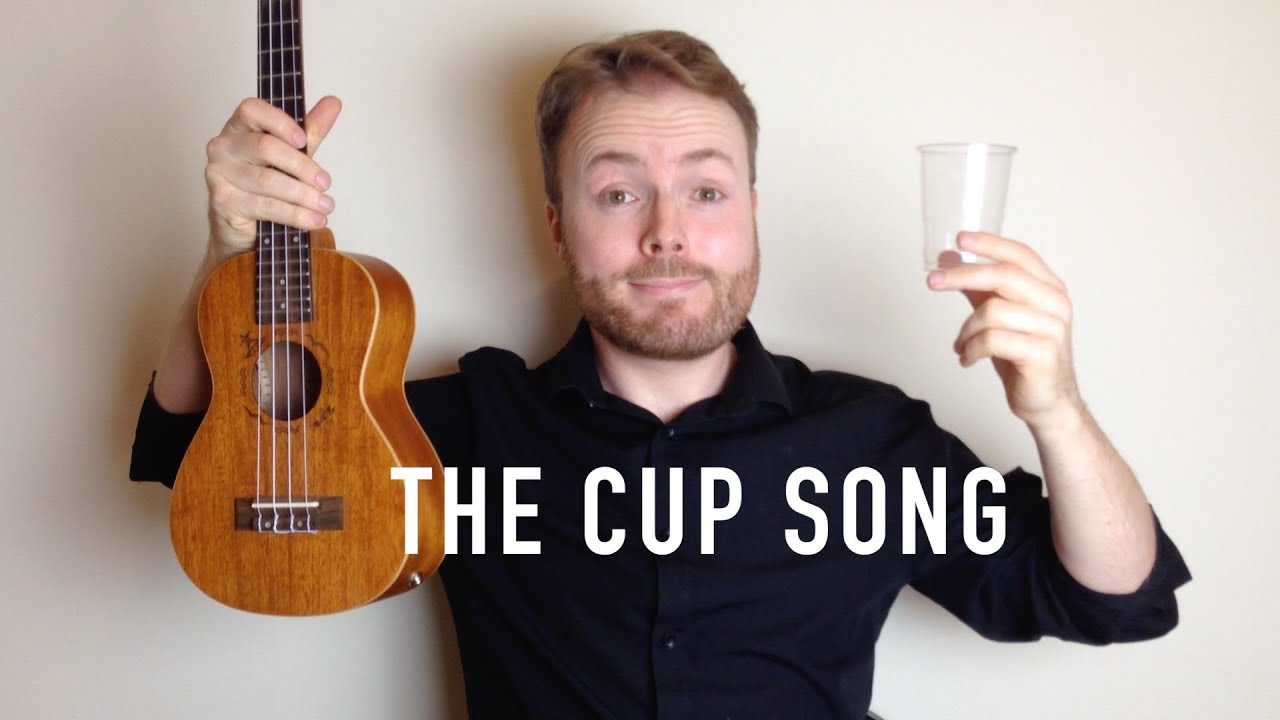 How to PLAY the Cup Song from Pitch Perfect Anna Kendrick Ukulele  Tutorial