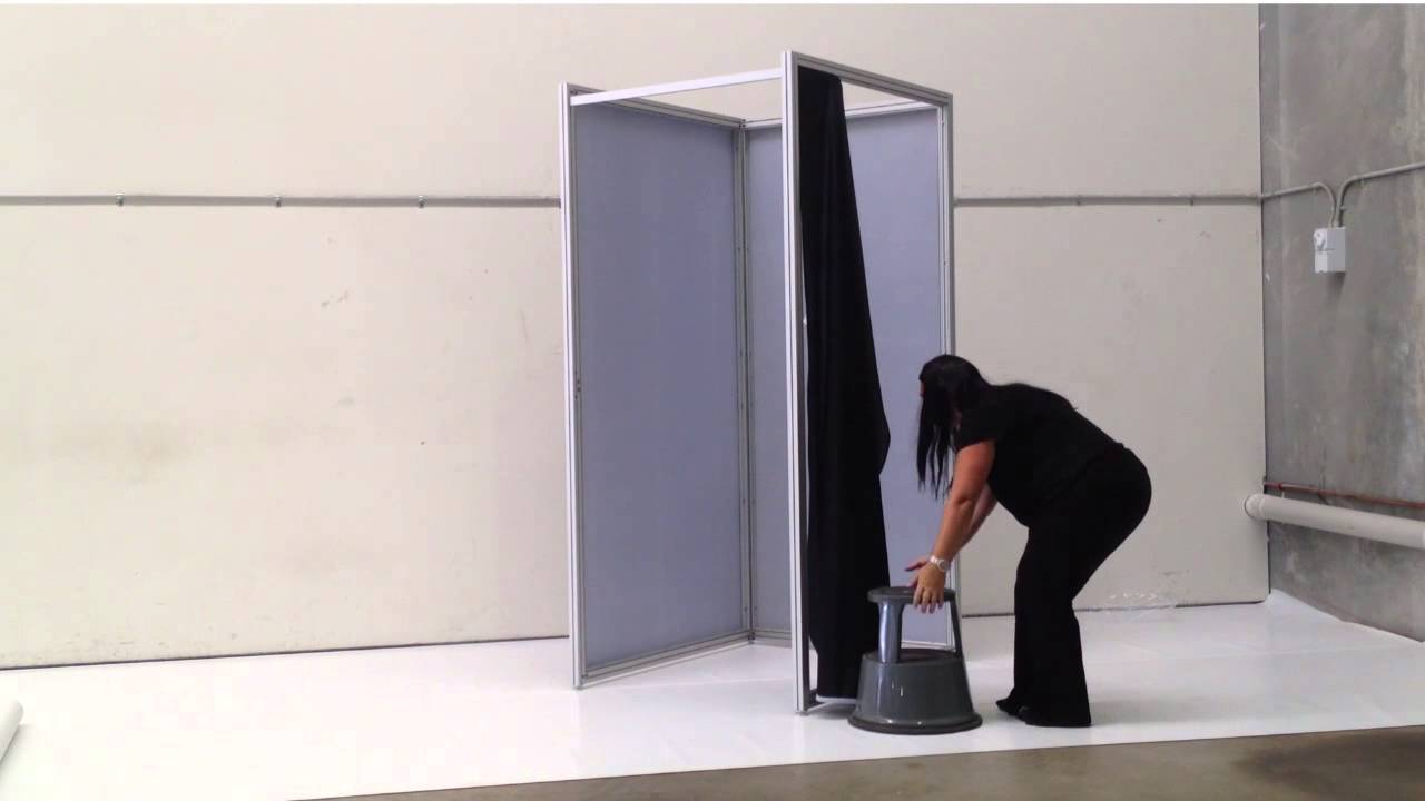 superior How To Make A Portable Dressing Room Part - 3: Tenji Portable Changeroom