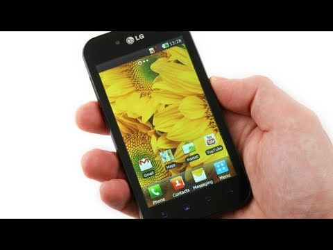LG Optimus Black Preview
