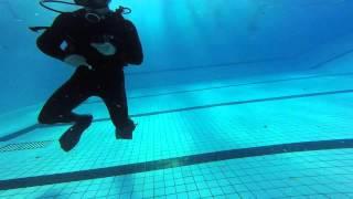 Seawolf výcvik bazén