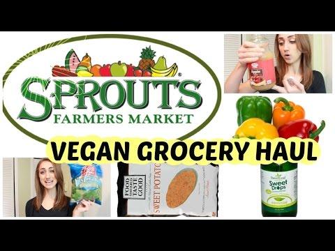 VEGAN Haul: Sprouts Farmers Market {1}