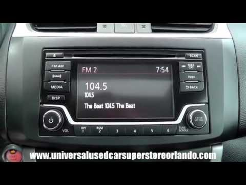 "The SV 2015 Nissan Sentra smart"" headlamps, satellite radio, push-button ignition"