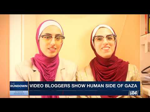 The Rundown | Two Video bloggers show different side of life in Gaza Strip