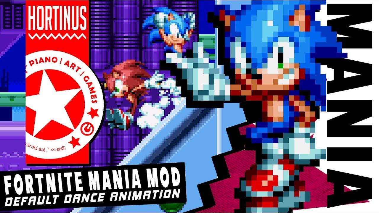 Sonic Fortnite Dance Gif | Fortnite Free V Buck Real