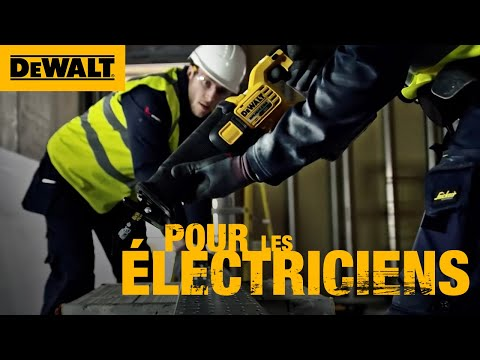 XR FLEXVOLT Pour Les électriciens