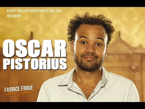 Oscar Pistorius - La version de Fabrice Eboué