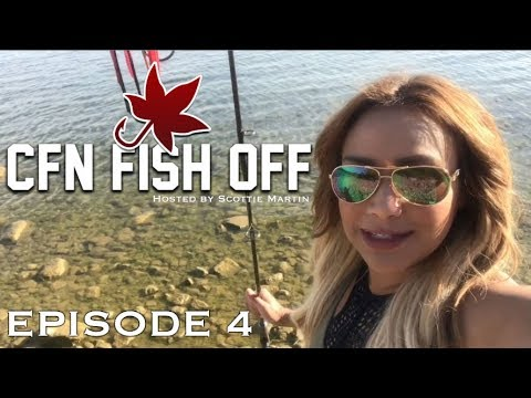 CFN Fish Off - Episode 4 (Multi-Species Fishing Tournament)
