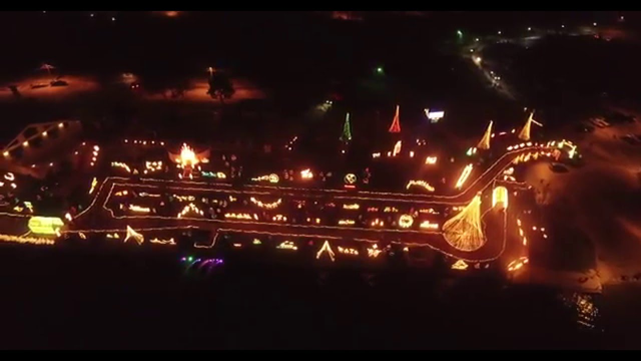 Marble Falls Christmas Lights.Marble Falls Christmas Light Show 2015