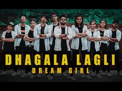 Dhagala Lagali - Dream Girl L Dance Cover BY U SQUAD L Riteish D, Ayushman K & NushratlJyotic, Mika