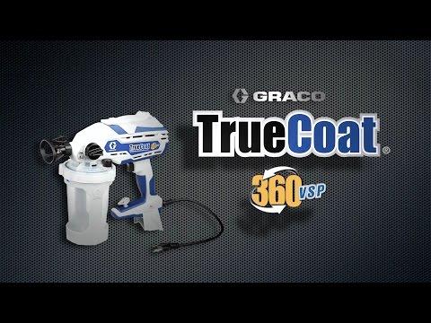 Graco TrueCoat 360VSP