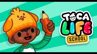 Toca Life: School Part 1 - Best iPad app demo for kids - Ellie