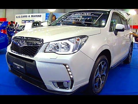 2016 2017 Subaru Forester Outback Xv Sti Brz