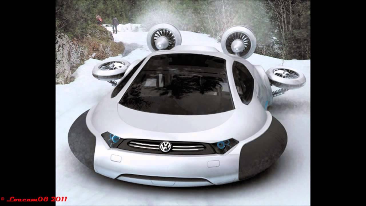АВТО СУПЕРХИТ 2020 Volkswagen Aqua Hovercraft Concept ...