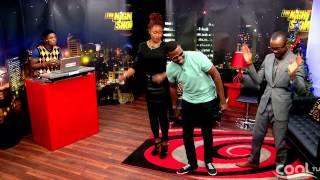 THE NIGHT SHOW - Tosin Martins Performing Letter Days - 11th December, 2014 on Cool TV